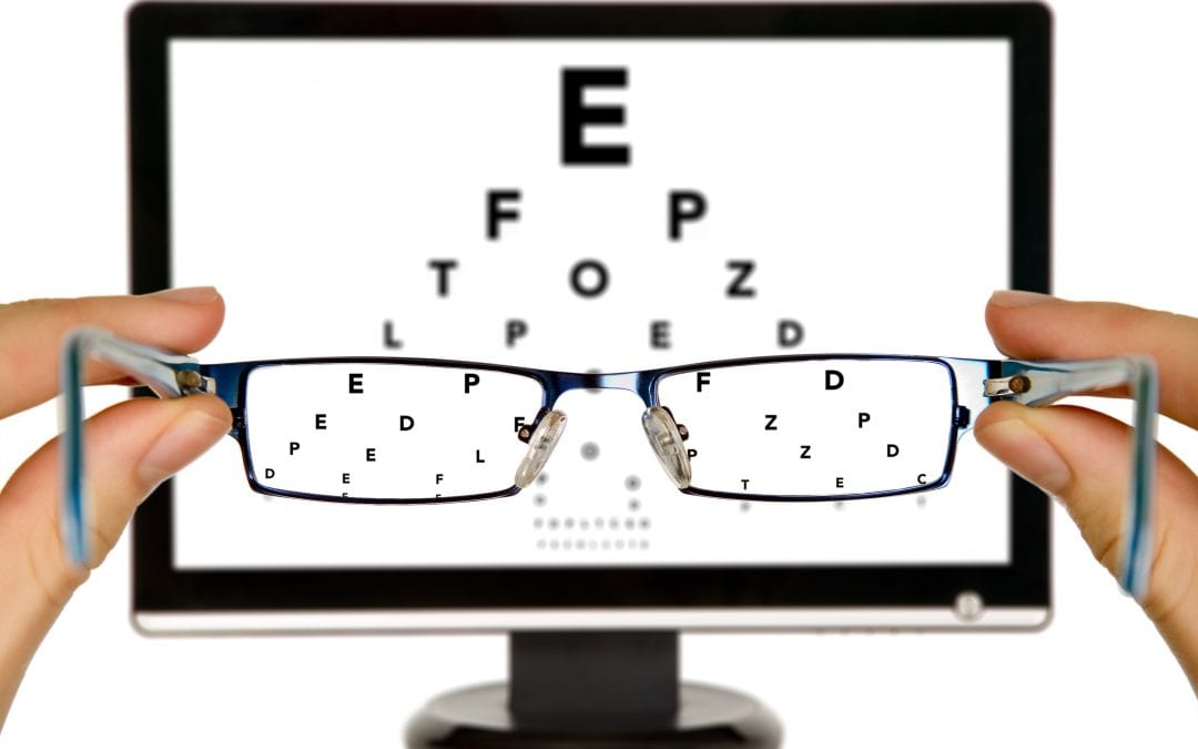 Digital Eye Strain – Do you know the 20/20/20 rule?