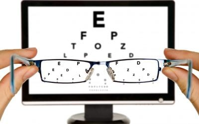 Digital Eye Strain – Do you know the 20/20/20 rule?