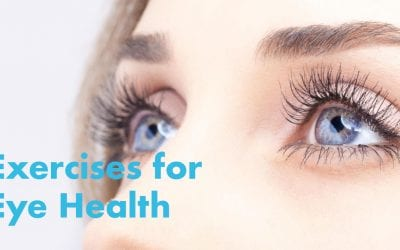 8 Simple Eye Exercises To Keep Your Eyes Healthy
