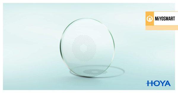 hoya miyosmart lens